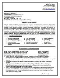 resume exles for government resume exles for government exles of resumes