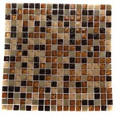 accent wall mosaic tile tile the home depot