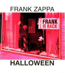 Halloween Dvd Frank Zappa Halloween Dvd Album At Discogs