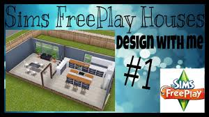 Sims Kitchen Ideas Kitchen U0026 Dining 1 Sims Freeplay Design With Me 1 Youtube