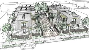architect designs portland architecture courtyard housing competition brings zoning
