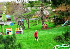 backyard swing sets plans