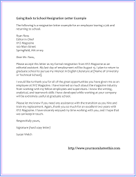 Sample Of Resignation Letters From Jobs Download Resignation Letters Pdf U0026 Doc