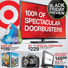 black friday en target friday sale ads