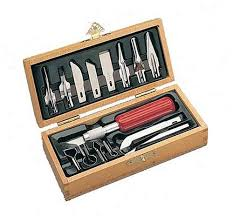 Used Wood Carving Tools For Sale Uk by Amazon Com Xacto X5175 Deluxe Woodcarving Set Home Improvement