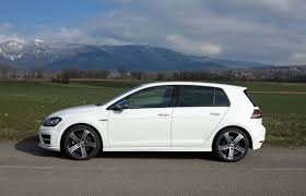 first drive 2015 volkswagen golf r driving