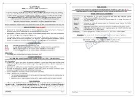 Resume Sample Format For Freshers by 100 Cts Resume Format For Freshers Good Resume Example 10