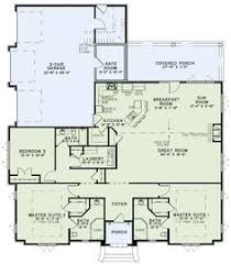 floorplan with double master bedroom so i don u0027t have to listen to