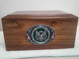 cremation boxes 442 army ammo box metal cremation urn