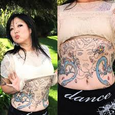margaret cho s 12 tattoos meanings style