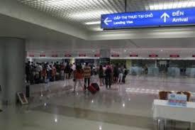visa on arrival procedure at vietnam airports after landing