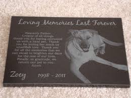 personalized memorial stones 5x7 black granite pet memorial plaque laser engraved