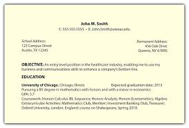 college student resume career objective exle of entry level resume career objective college 1 student
