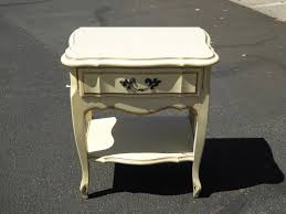 bedroom nightstand mirror night table french inspired