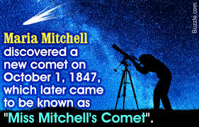 facts about mitchell the american astronomer