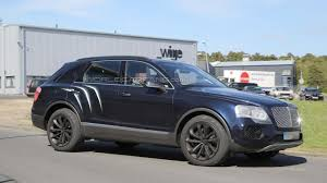 bentley bentayga 2015 bentley bentayga spied virtually undisguised