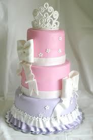 pink little cake pastel tiara baby shower cake food pinterest