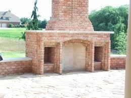 Patio Fireplace Kit by Rumford Fireplace Kit Fireplace Ideas