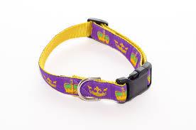 mardi gras dog collars from mardi gras purple and gold crowns dog collar 21