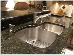 Swanstone Kitchen Sink Reviews by Swanstone Granite Kitchen Sinks Of A Stunning Granite Kitchen