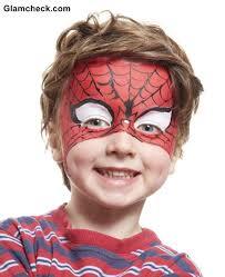 Spiderman Toddler Halloween Costume Halloween Costume Face Art Boys