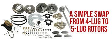 mustang 4 to 5 lug adapters fox mustang 4 to 5 lug wheel conversion mustang