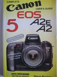 canon eos 5 35mm film camera complete users guide hove foto