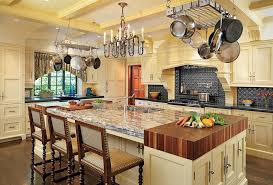 kitchen island with cutting board butcher block in your kitchen wood palace kitchens inc regarding