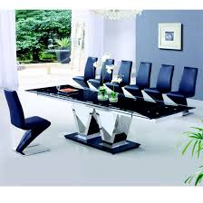 6 seater glass dining table sets gallery dining