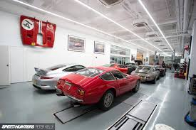 ferrari dealership inside finding heaven in hong kong speedhunters