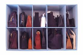 How To Organise Your Closet How To Organize Your Handbags In Your Closet Laura Williams