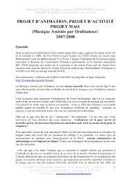 dispense pdf pdf projet mao musique assistee par ordinateurau bij