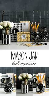 mason jar desk organizers mason jar crafts product catalog and