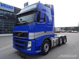 volvo truck tractor for sale used volvo fh13 62t vetopöytäauto tractor units year 2013 price