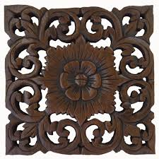 wood carved wall plaque rustic wood wall decor carved wall