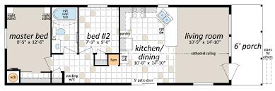 16 X 50 Floor Plans 16 X 50 Floor Plans Homes Zone
