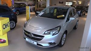 vauxhall corsa inside opel corsa 2016 in depth review interior exterior youtube