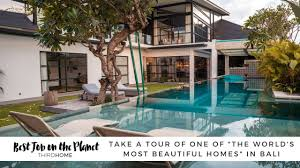 one homes one of the s most beautiful homes in bali