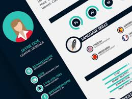 Infographic Resume Template Free Download Free Download Infographic Resume Template By Jin Yean Dribbble