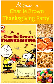 throw a brown thanksgiving homeschool freak