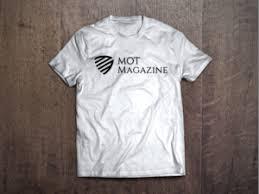 t shirt design erstellen 66 modern logo designs for mot magazine a business in germany