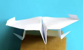 how to make a mantis paper plane kidspot