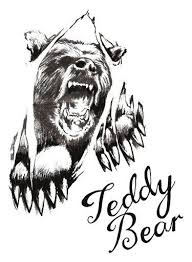 24 latest bear tattoo designs