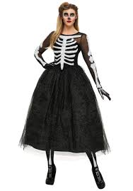 skeleton dress spirit halloween scary costumes for halloween halloweencostumes com