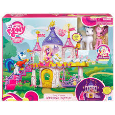 amazon com my little pony princess wedding castle discontinued
