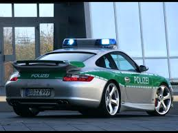 fastest police car techart 911 carrera police car photos photogallery with 4 pics