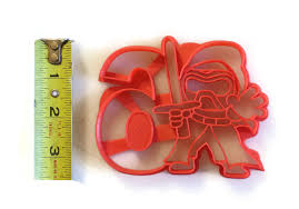 celebrate it cookie cutters wars kylo ren holding number 6 cookie cutter fondant cutter