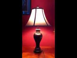 Flickering Light Bulb Halloween Spooky Halloween Flicker Light Youtube