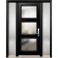 full glass entry door 38 best front doors and locksets images on pinterest modern