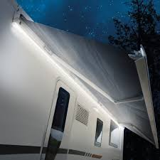 self adhesive strip lights caravansplus 5m led strip light white suit awnings awning